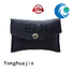 Yonghuajie oem leather cosmetic pouch free sample for gift