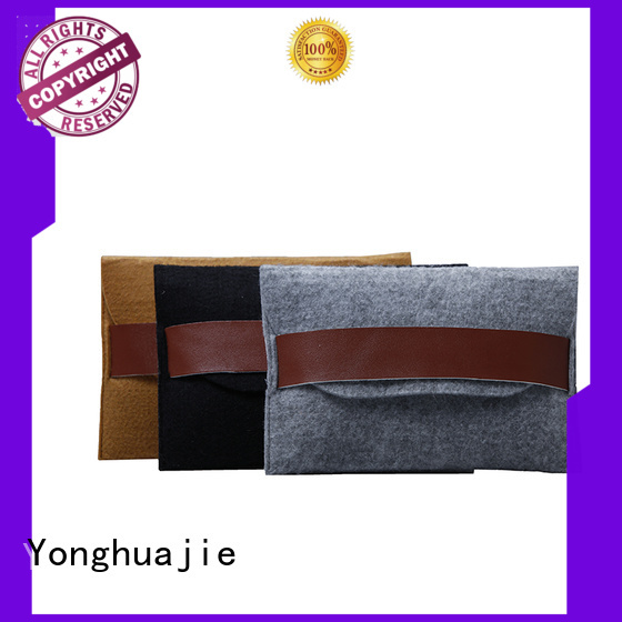 Yonghuajie Custom felt products for storage