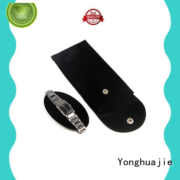plastic velvet makeup bag top manufacturer for wholesale for jewelry shop