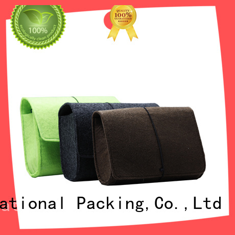 Yonghuajie custom made felt products Supply for goods
