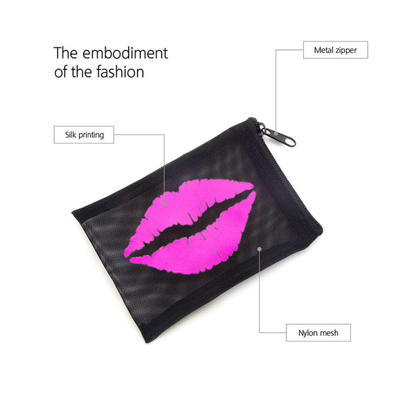 Wholesale mesh sling bag logo factory for jewelry-2