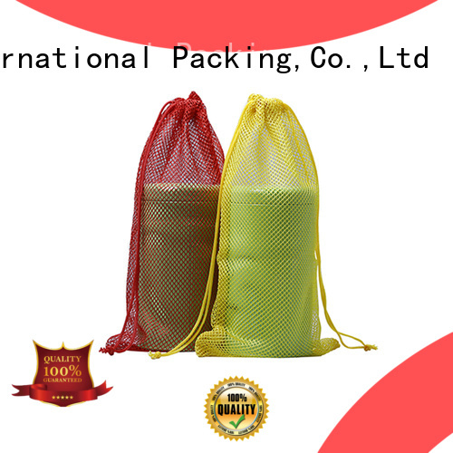 Yonghuajie high quality small mesh bags for wholesale for gift