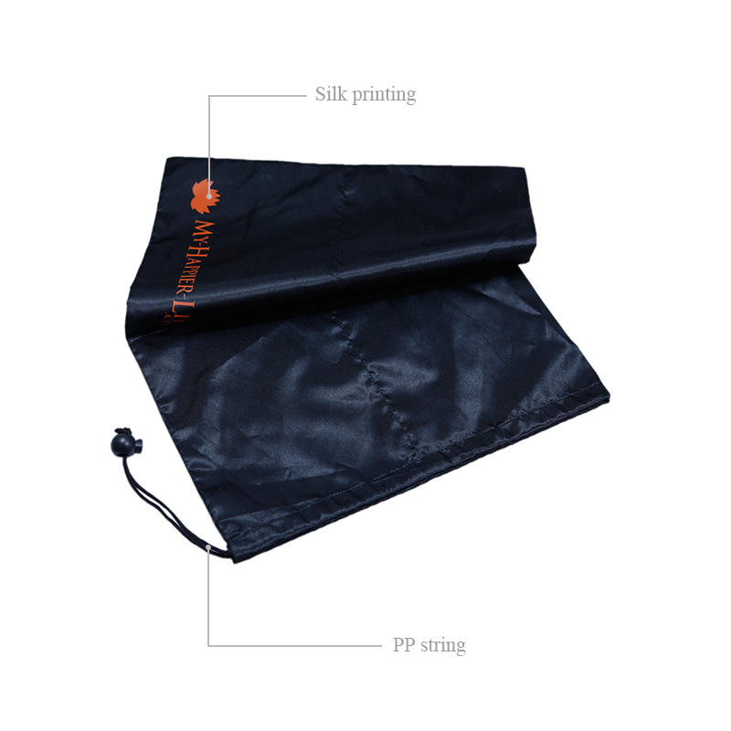 Yonghuajie marble nylon shopping bags with zipper for packaging-3