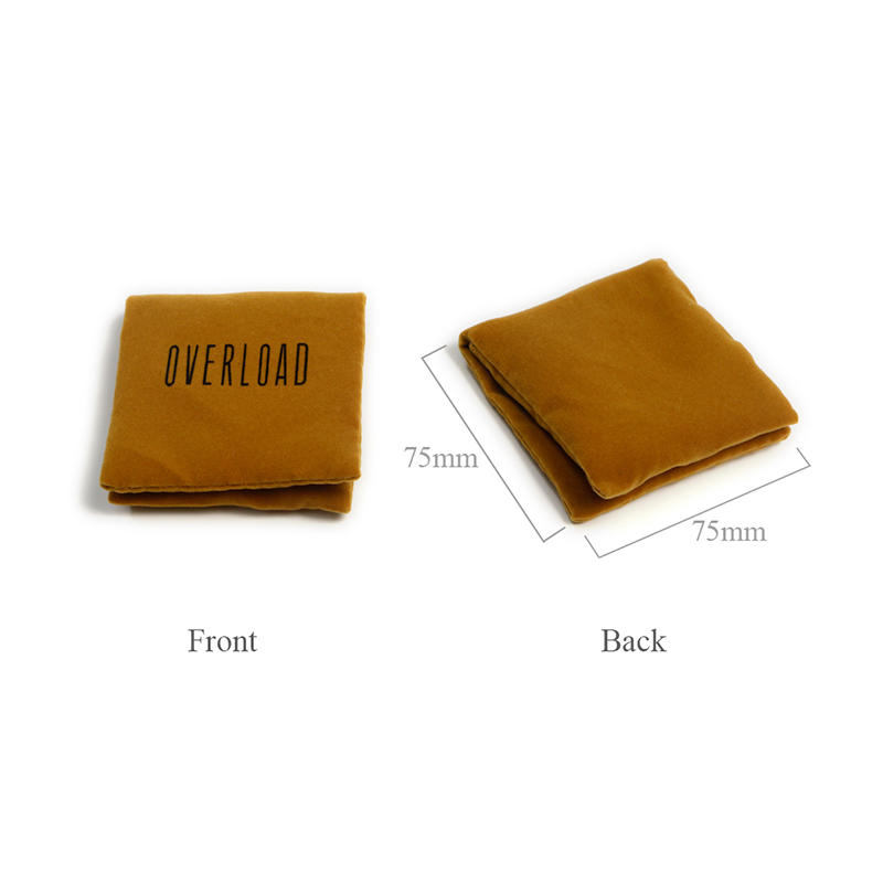Yonghuajie gold satin bags for wholesale for gift-1