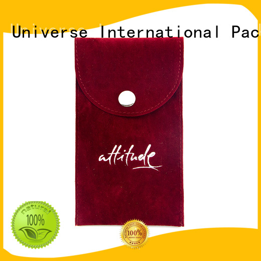 Yonghuajie top manufacturer velvet makeup bag at discount for jewelry store