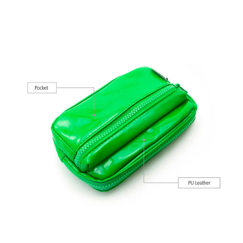Yonghuajie custom leather makeup pouch fast delivery for wedding rings-3