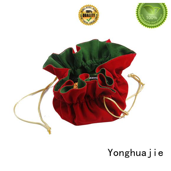 top manufacturer velvet makeup bag best factory price for packaging