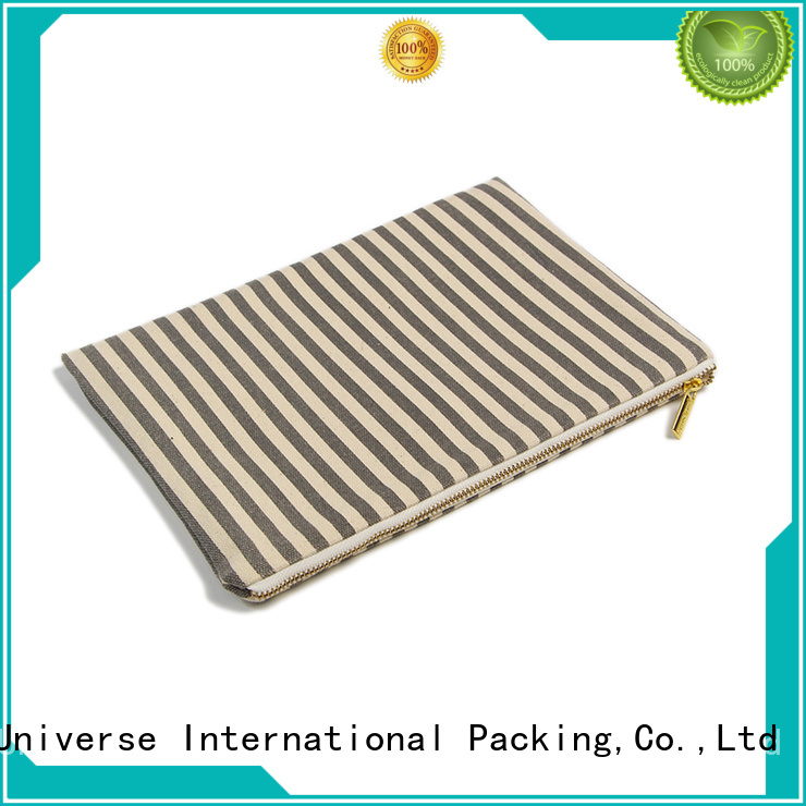 wholesale canvas bags for makeup Yonghuajie