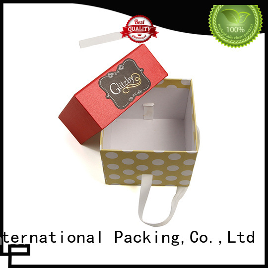 Yonghuajie plastic paper gift box cheap for gift