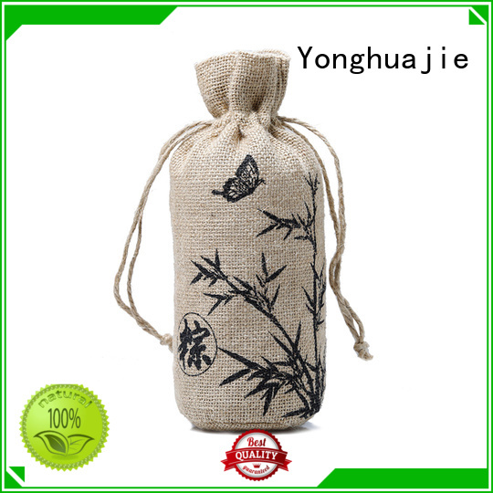 jute handle bag baguip005 jute sack                                                                                                                                                                                               jute shopping bag Yonghuajie