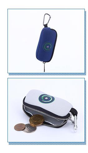 Yonghuajie best factory price neoprene cosmetic bag at sale for gift-2