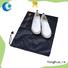 reusable nylon mesh bag with zipper for shopping