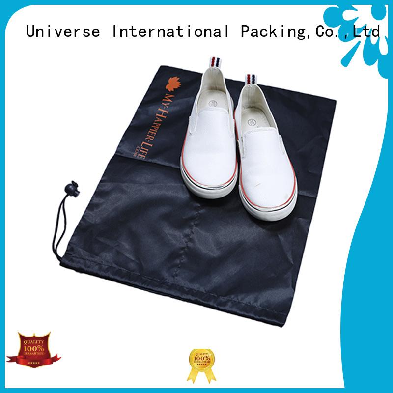 Yonghuajie silk nylon shopping bags with drawstring