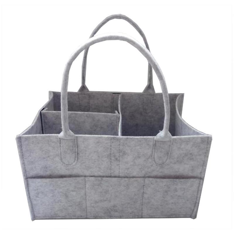 Yonghuajie embroidered felt organizer Supply for storage-3