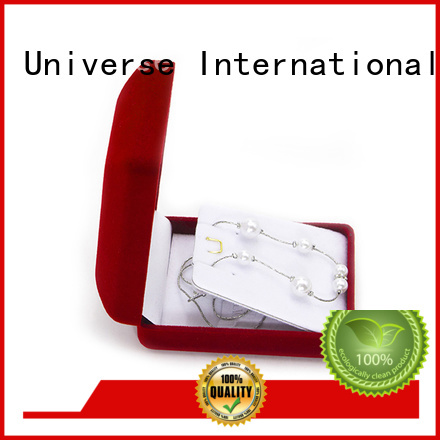 Yonghuajie high-quality crushed velvet box velvet ring box free sample for wedding rings