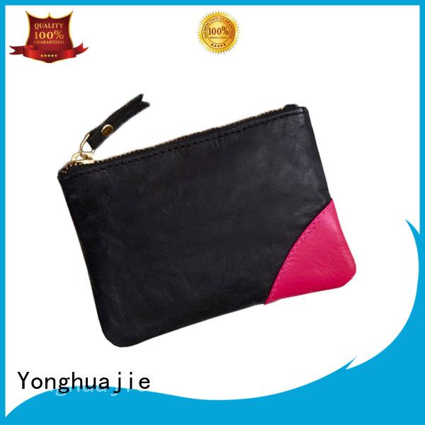 Yonghuajie custom custom makeup bags free sample for jewelry