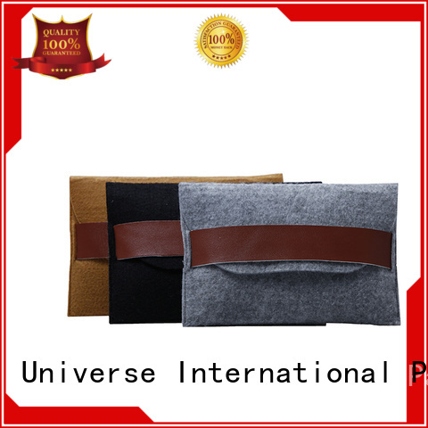 Yonghuajie cheapest price felt purse for wholesale for goods