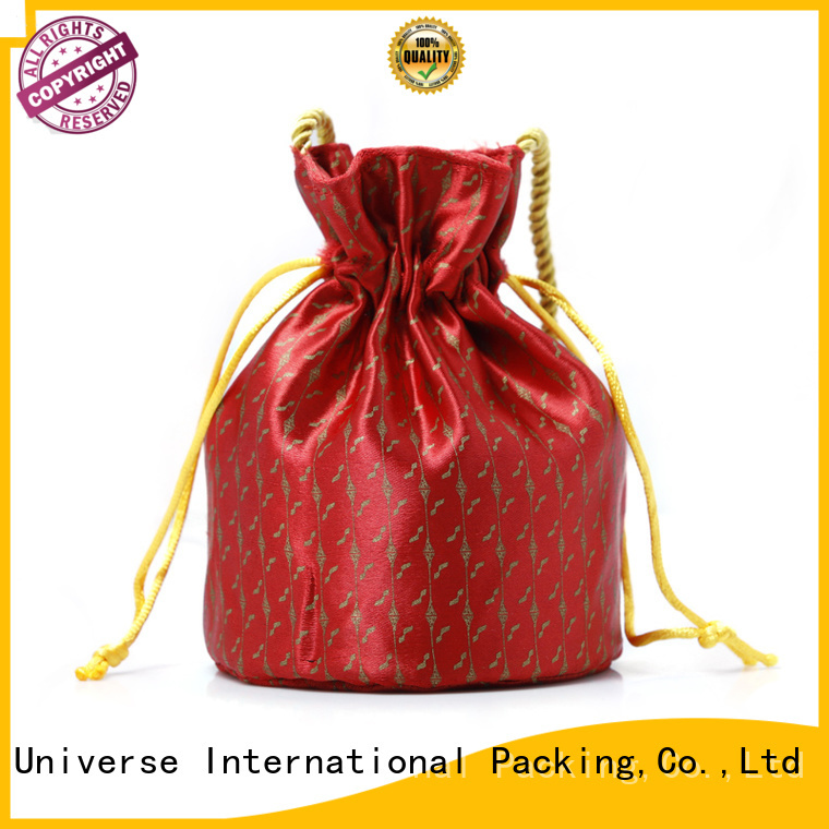 Yonghuajie latest brocade bag manufacturers for wine