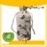 Yonghuajie Brand wine drawstring logo jute sack                                                                                                                                                                                               jute shopping bag