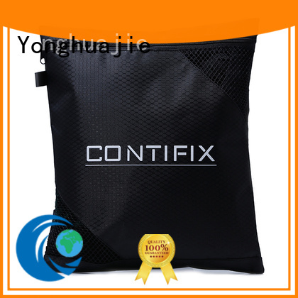 tote nylon vs polyester backpack with power bank for cosmetics