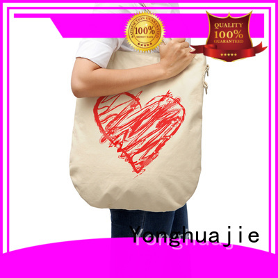 Custom shopper tote double layers Suppliers for makeup