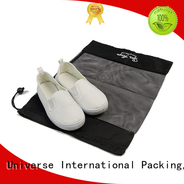 Yonghuajie New mesh zipper pouch Supply for packaging