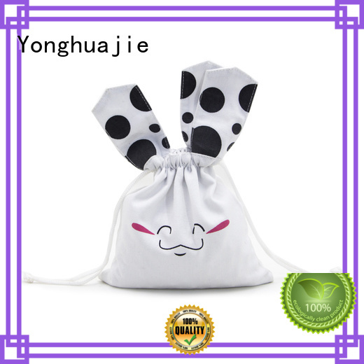 Yonghuajie Best cotton sling bags Suppliers for shopping
