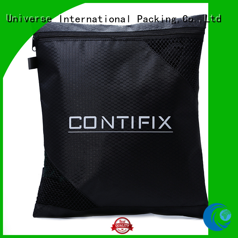 round bottom nylon shopping bags with zipper Yonghuajie