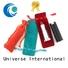 Yonghuajie round velvet makeup bag printed logo for gift