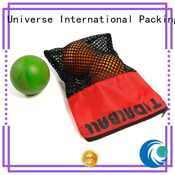 Yonghuajie black plastic mesh bags on-sale for gift