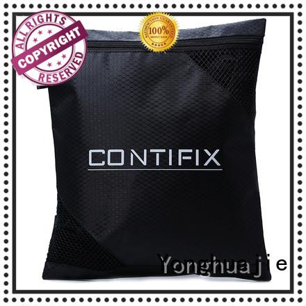 nylon shopping bags drawstring for shoes Yonghuajie