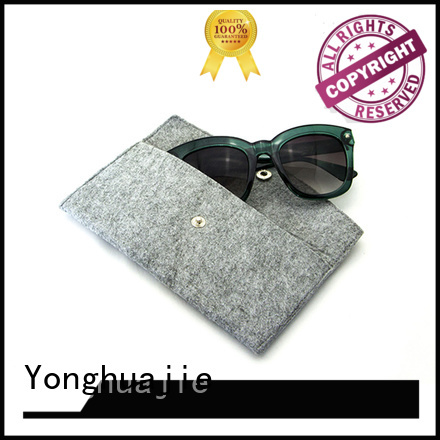 Yonghuajie felt christmas bags flap for goods